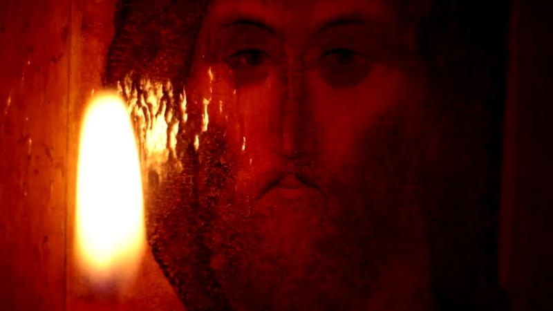 Воскресение Христово видевше c иконой Рублева