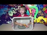 😀КАЖЕТСЯ НАЩУПАЛ угадай что в коробке как сделать ящик коробку челлендж для детей