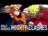 DRAGON BALL FighterZ – Бардок и Броли (DLC)