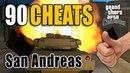 GTA San Andreas Cheats 90 PC