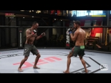 EA SPORTS UFC 3 TUTORIAL - NEW COMBO SYSTEM