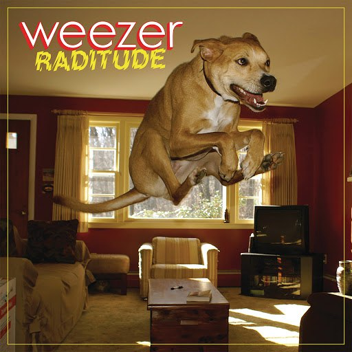 Weezer альбом Raditude (International Version)