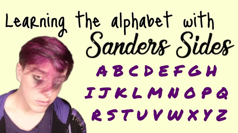 Learning the Alphabet with Sanders Sides