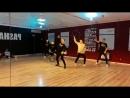 AAF - Smooth Criminal (MJ Cover) | choreo | 5 kotikov