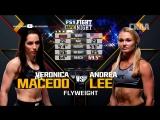 FN Santiago Veronica Macedo VS Andrea Lee
