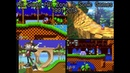 All Green Hill Zones in Sonic Games 1991-2018