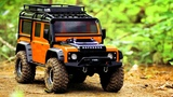 The New Adventure Edition Body Kit Traxxas TRX-4 Defender