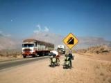 Поездка из Белу-Оризонти (Бразилия) в Буэнос-Айрес (Аргентина), заканчивающаяся в Сантьядо (Чили) 6.326 Km Фернандо Торрес и Эди
