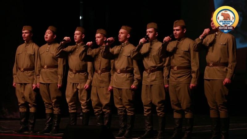 Песня Гарика Сукачева Лейтенанты, исполненная на церемонии посвящения в кадеты учеников 4 школы