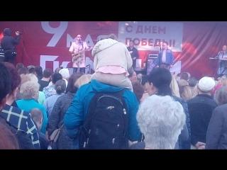 9 мая 2018 в парке Северное Тушино Песняры