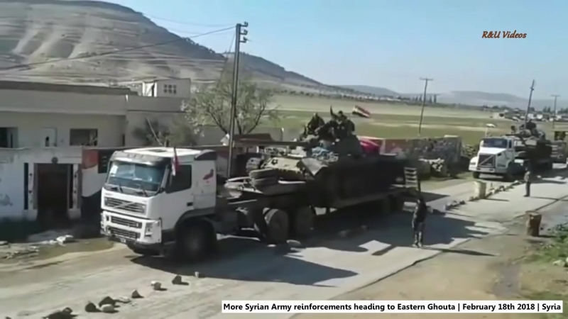Another_massive_Syrian_army_convoy_arrives_to_Damascus_for_upcoming_operations