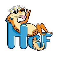 Логотип Эублефары/Гекконы/Ящерицы/HGF