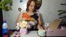 Подробный мастер-класс. как сделать букет из конфет в шляпной коробке своими руками.