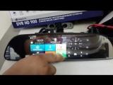 🔥Видеорегистратор Зеркало 10 в 1 Car DVRs Mirror🔥