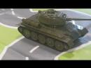 Танк Т-34. Александр Гуденко