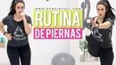 Patry Jordan - Adelgazar muslos y endurecer glúteos   Тренировка для бедер ягодиц (кардио тонус мышц)
