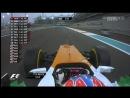 F1 2012. Гран-при Абу-Даби. Квалификация Sky Sports