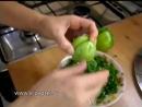 Маринованные фаршированные зелёные помидоры видео рецепт mp4