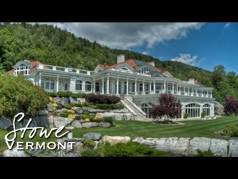 Video of 189 Upper Springs Road Above The Clouds | Stowe, Vermont Real Estate For Sale