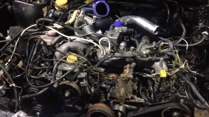 Subaru Legacy bg5 GT Spec B Mono turbo TD05-20g