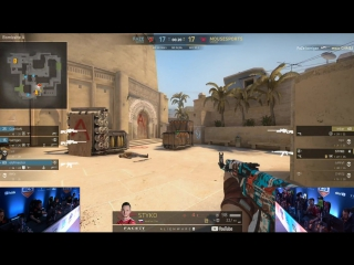 Olof's double nade takedown to earn series point