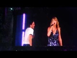 Taylor Swift and Niall Horan Slow Hands Reputation Tour London