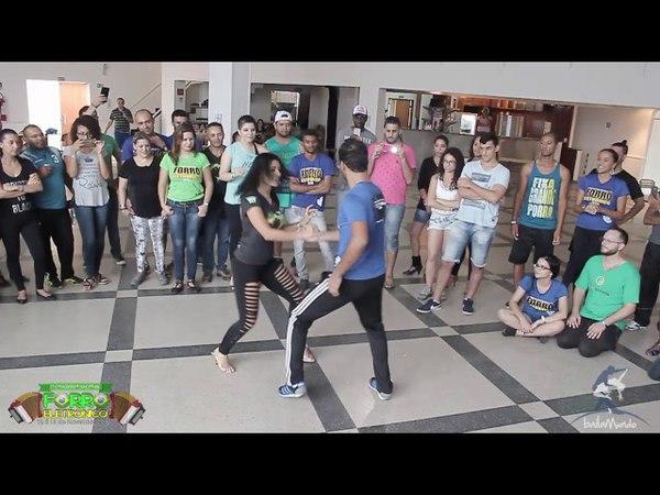Baila Mundo Kuque e Nivea Medeiros 1º Congresso Nacional de Forró Eletrônico