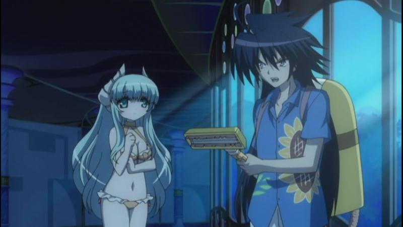 Академия Магии/Macademi Wasshoi 8 серия [NikaLenina_MCShamaN]