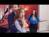 BigTitsAtWork.com  Brazzers.com Angela White &amp Lena Paul - Porn Logic