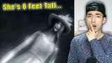 Reading The Creepiest Horror Story Ever! 8 Feet Tall
