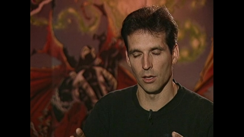 AddM Extended Interview with Todd McFarlane