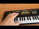 Пианино с микрофоном с USB BF-430A2 часть 1
