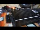 Pride amplifier Uno Plus/Quattro Plus Review RebassedLithuania