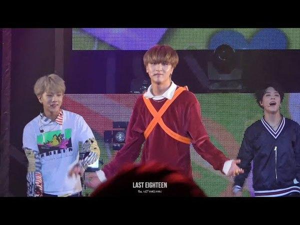 180415 k-pop festival in Tokyo NCT DREAM 마지막 첫사랑 해찬 4K 직캠