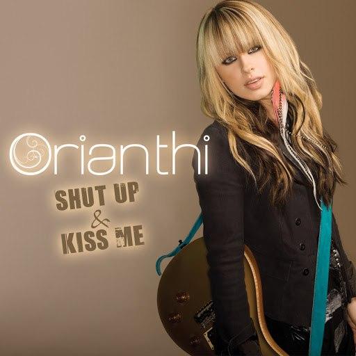 Orianthi альбом Shut Up & Kiss Me