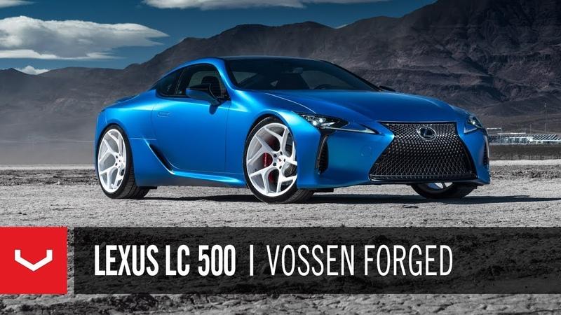 Lexus LC 500 | LCUL8TR | Vossen Forged CG-205T | SEMA 2017