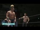 Tetsuya Naito SANADA BUSHI vs Zack Sabre Jr Yoshinobu Kanemaru El Desperado NJPW New Japan Cup 2018