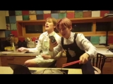 Kihyun and Minhyuk cover BIGBANGs