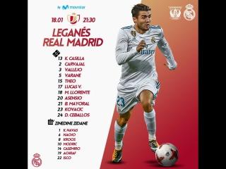 LEG-R.MAD Леганес-Реал Мадрид clinsinho