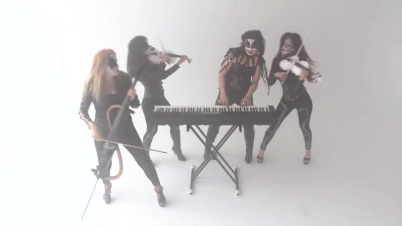 SILENZIUM I Was Made For Lovin You Kiss cover