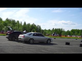 Drag Racing, Березники, 23 июня Cresta Vs Cresta