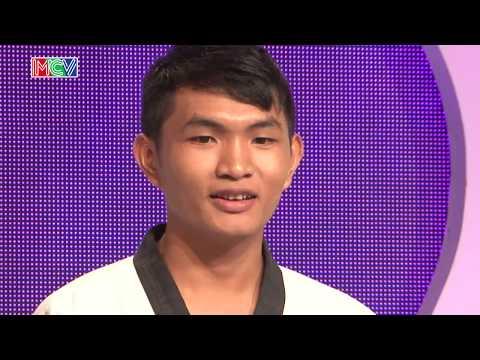 Chàng trai vác gạch đi hẹn hò bạn gái   Thanh Liêm - Thu Hằng   BMHH 4 😨