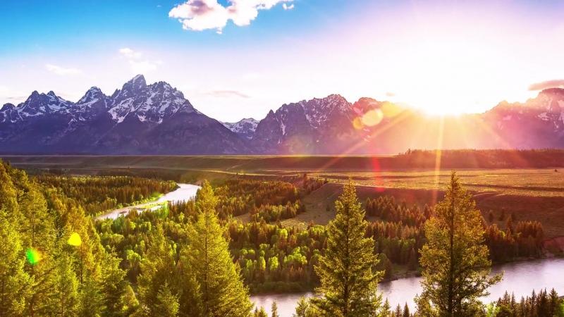 Наша планета просто прекрасна [Чем набит мозг путешественника]