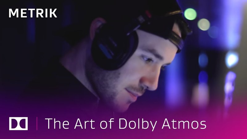 Metrik: The Future of Drum and Bass | The Art of Dolby Atmos: Music Producers | Dolby
