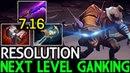 Resolution Slark Next Level of Ganking 7 16 Dota 2