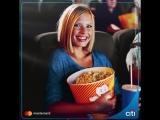 Билеты в кино по карте Mastercard Ситибанк