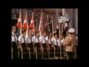 """WEHRMACHTS-MARSCH: """"Am Adolf-Hitler-Platz stand eine junge Eiche"""" (ORIGINAL in FARBE/UNTERTITEL)"""