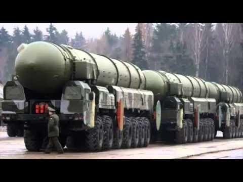 Россия завершила бросковые испытания МБР «Сармат»