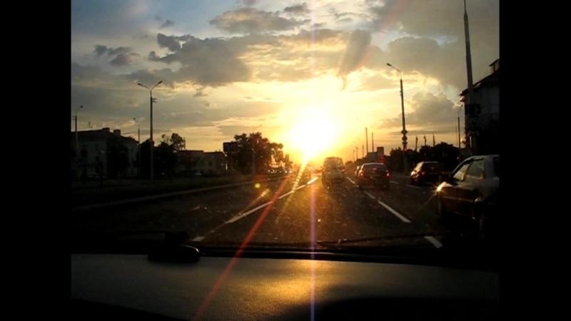 Москва-Минск-Гомель-Добруш (Часть 2-я) (Denis Ganshin - video)