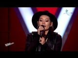 Nasanbuyan.L - Another Love - Blind audition - The Voice of Mongolia 2018